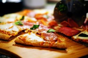 Pizza på Carins Krog